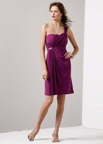 A versatile summer look for your bridesmaids.  She will want to wear it again.