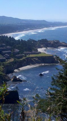 Otter Crest Inn, Oregon coast