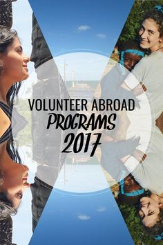 Volunteer Abroad Programs 2017: With more than 30 destinations and over 150 projects to volunteer IVHQ knows that it can be hard to choose. For 2017 we suggest you look at our projects in New Zealand, the Philippines, Ecuador, Vietnam - Ho Chi Minh, Portugal, Bali - Lovina, Mexico, South Africa Conservation, Romania, Morocco - Marrakech, Peru - Cusco, Sri Lanka and Spain for an unforgettable and life-changing volunteer  experience abroad.