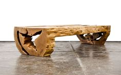 """Hasina"" coffee table by Hugo Franca"