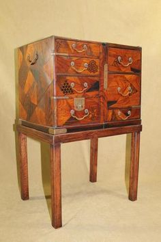 Antique Japanese cabinet