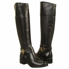 MICHAEL MICHAEL KORS Women's Fulton Harness Riding Boot at shoes.com