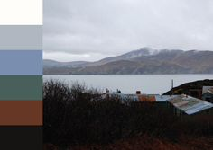 Turfprojects.ie Irish Landscape Ireland Lough Swilly Inspiration Colour Palettes