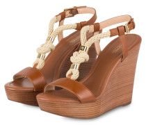 MICHAEL KORS Wedges HOLLY