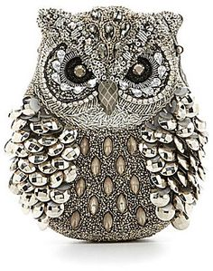 Mary Frances Wisdom Owl Novelty Clutch on shopstyle.com