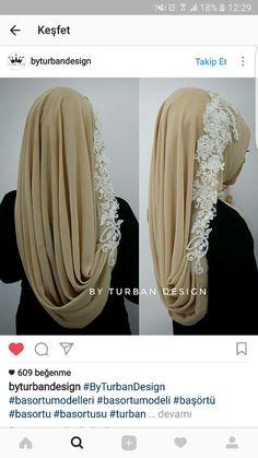 hijab tying – Best Of Likes Share Hijab Outfit, Hijab Gown, Hijab Elegante, Hijab Chic, Muslim Women Fashion, Islamic Fashion, Hijab Bride, Wedding Hijab, Bridal Hijab Styles