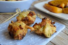 Pettole con zucchine e peperoni