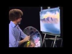 ▶ Bob Ross Remixed | Happy Little Clouds 10 Hours - YouTube