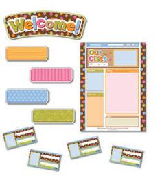 Creative Teaching Press :: Classbook Bulletin Board Set