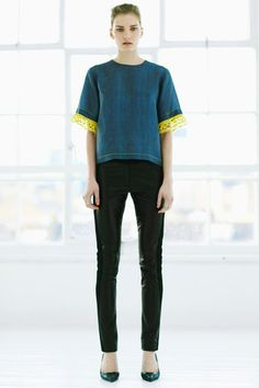 Preen by Thornton Bregazzi Pre-Fall 2012 Collection Photos - Vogue