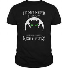 I need to ride a Night Fury