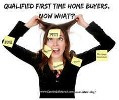 Carolee Sells NoVA » What Do All These Mortgage Terms Mean?