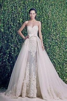 Zuhair Murad Fall 2014 Bridal Collection