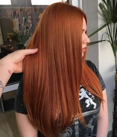 74 Natural Ginger Copper Hair Color Styles For 2019 Serving deep copper realness, HUNTY! Hair Color Auburn, Red Hair Color, Deep Auburn Hair, Color Red, Deep Red Hair, Shades Of Red Hair, Dark Auburn, Copper Red Hair, Copper Hair Colour
