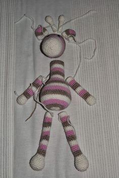 Crochet Stitches, Knit Crochet, Amigurumi Toys, Hobbit, Dream Catcher, Crochet Necklace, Homemade, Knitting, Baby