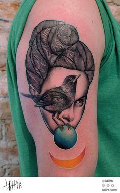 Mariusz Trubisz #tattoo #ink