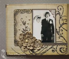 "Album on Wedding Day Anniversary - 30 years, ""Pearl Wedding"""