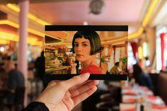Fã viaja atá Paris para achar as locações de 'O Fabuloso Destino de Amélie Poulain'.