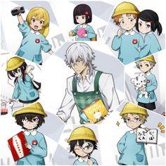 They're so cuuutteee 😍 Anime: Bungou Stray Dogs Dazai Bungou Stray Dogs, Stray Dogs Anime, Fanarts Anime, Anime Characters, Bungou Stray Dogs Atsushi, Kamigami No Asobi, Dog School, Image Manga, Dog Boarding