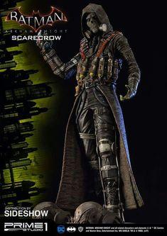Scarecrow Statue by Prime 1 Studio  #Scarecrow #Statue #Prime1Studio #Sideshow #ArkhamKnight #Batman #Batbase