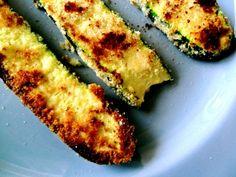 Paleo Zucchini Fries