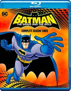BATMAN THE BRAVE AND THE BOLD COMPLETE SEASON THREE BLU-RAY (WARNER ARCHIVE)