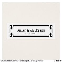 Simple Clean Black And White Law School Student Calling Card