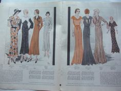 Pictorial Review, Spring 1932