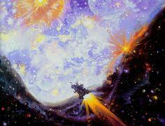robert mccall - valley of a billion stars