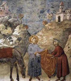 Francis Of Assisi, St Francis, Italian Paintings, San Francisco, Italian Renaissance, Renaissance Artists, Medieval Art, Gothic Art, Sacred Art