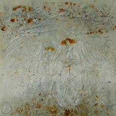 "Saatchi Online Artist Yulia Luchkina; Painting, ""LACE"" #art"