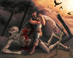 Image result for beowulf art