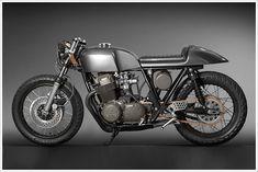 '70 HondaCB750 - Pipeburn - Purveyors of Classic Motorcycles, Cafe Racers & Custom motorbikes