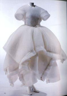 Comme des Garcons 1990 'wedding dress'