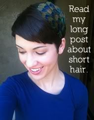 A long post about short hair