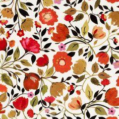 Pattern #F0828 - 1   Artbook by Kim Parker   Clarke & Clarke Fabric by Duralee