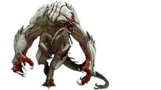 scorpid Evolves Goliath used to be a red lobster... thing