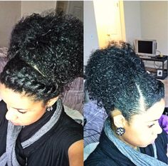 Afro Puff - Natural Hair                                                                                                                                                     More