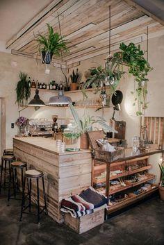 16 การออกแบบตกแต่ง ร้านกาแฟขนาดเล็ก สวยน่านั่ง | iHome108