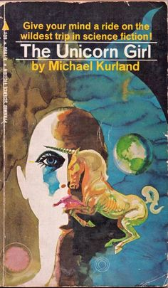 Michael Kurland - The Unicorn Girl, 1969