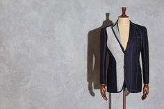 A look at the new bespoke tailoring service offered at Jaeger who have now Launched a Made to Measure suit option.