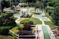 Bob Horwath creates spectacular golf environments with harmonious use of landforms and proper landscaping. :-  #Build_A_Miniature_Golf_Course_Texas #Diy_Miniature_Golf_Course #Miniature_Golf_Course_Construction