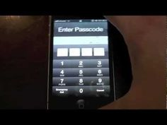 iOS Bug Allows Access to Contacts Without a Passcode