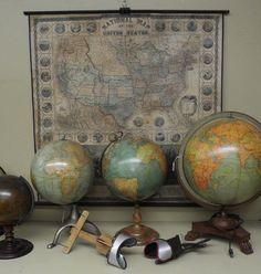 109 S. Church St. Halls, Tennessee www.antiquemapsandglobes.com?utm_content=bufferfd54c&utm_medium=social&utm_source=pinterest.com&utm_campaign=buffer