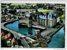 Frankreich - LA CLAYETTE-LE CHATEAU DE DREE