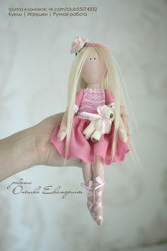 Куколка Сьюзи + Выкройка - Игрушки - Рукоделие и творчество - Рукоделие