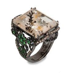 Bochic Silk Kimono Ring Collection www.Bochic.com