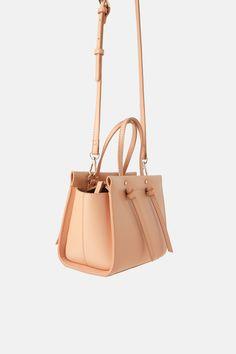 Stylish Handbags, Classic Handbags, Leather Purses, Leather Handbags, Zara Bags, Beautiful Handbags, Cute Bags, Luxury Bags, Tote Handbags