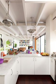 Atypical Family Home Navigable Houseboat Amsterdam Bbvh Architects - http://interior-design.info/atypical-family-home-navigable-houseboat-amsterdam-bbvh-architects/