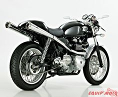 retro triumph  | Pot d'Echappement SHARK RETRO TRIUMPH 800 BONNEVILLE 2009-2012 ...